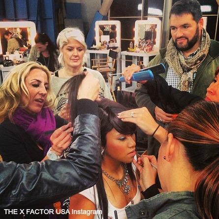 THE X FACTOR USA - Ellona Santiago diva