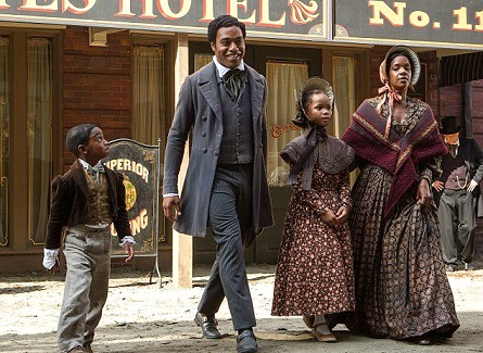 12 Years A Slave, Solomon Northup family