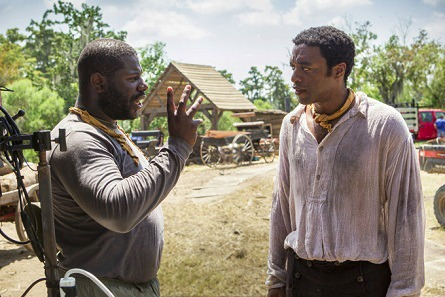 12 Years A Slave, Steve McQueen, Chiwetel Ejiofor