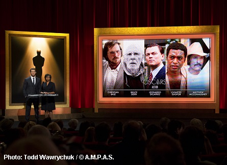 Oscar nominations - Best Actor