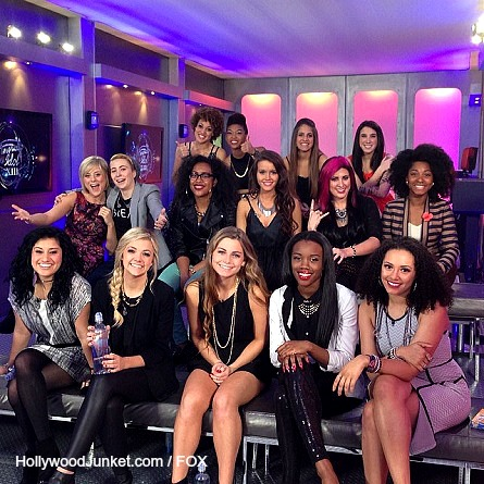 American Idol Season 13 Top 15 girls