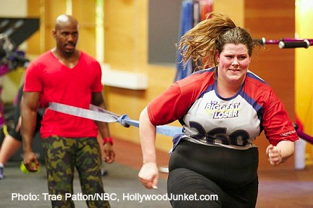 The Biggest Loser ranch, Rachel Frederickson, Dolvett Quince