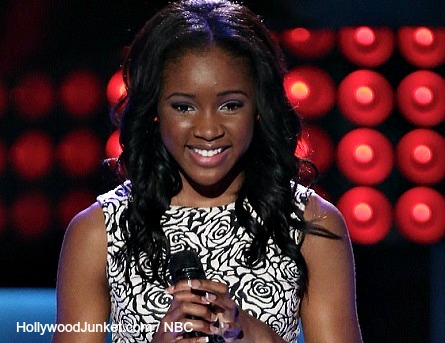 The Voice Deja Hall