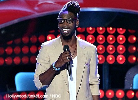 The Voice Delvin Choice