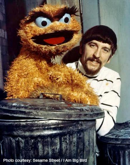 Sesame Street, Oscar, Carroll Spinney