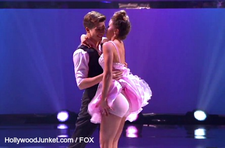 So You Think You Can Dance Top 18 - Brooklyn, Casey