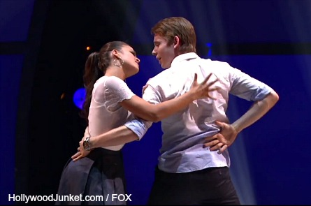 So You Think You Can Dance top 18 - Zack, Jacque