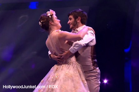 So You Think You Can Dance Top 18 - Valerie, Ricky