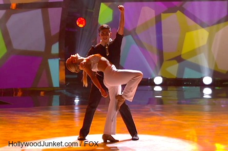 So You Think You Can Dance live shows week 2 - Jessica, Nick
