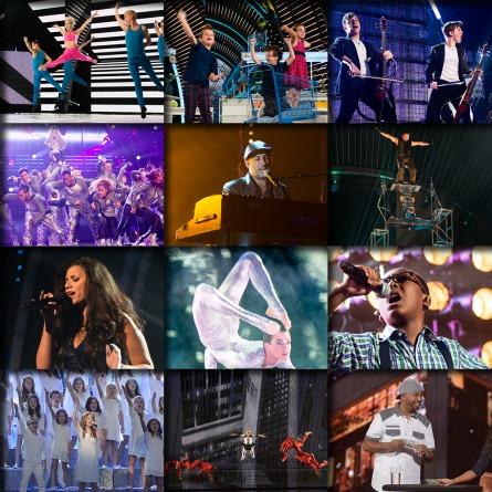 America's Got Talent Season 9 Quarterfinals Week 4 contestants