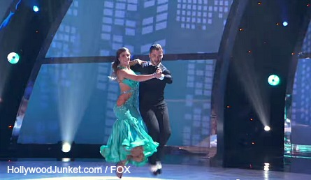 SYTYCD Top 14, Carly, Serge
