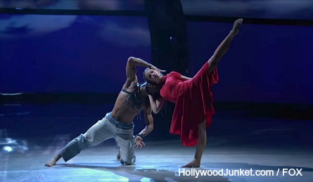 SYTYCD season 11 Top 8, Jessica, Will