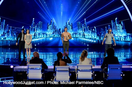 AGT season 9, Blue Journey,  Christian Stoinev, Smoothini