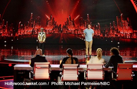 AGT season 9, Quintavious Johnson, Jaycob Curlee