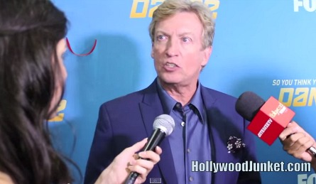 SYTYCD season 11, Top 4, Nigel Lythgoe interview