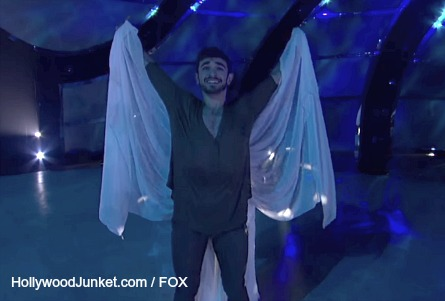 SYTYCD season 11, Top 4, Ricky Ubeda