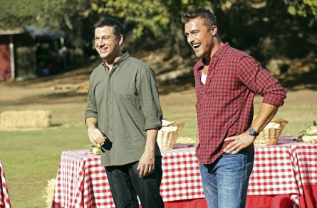 The Bachelor Chris Soules, Jimmy Kimmel, episode 3