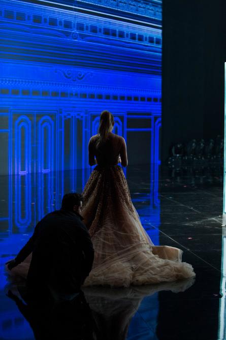 Jennifer Lopez presented.  Photo: Richard Harbaugh / ©A.M.P.A.S.