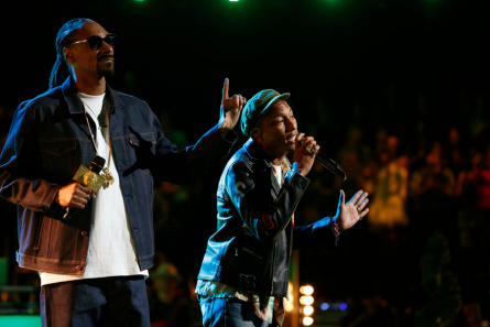 Pharrell Williams, Snoop Dogg