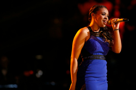 The Voice season 8 final four Koryn Hawthorne