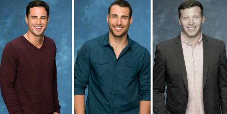 The Bachelorette, Ben H., Ben Z., Bradley