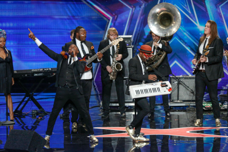 America's Got Talent, Alex Boye