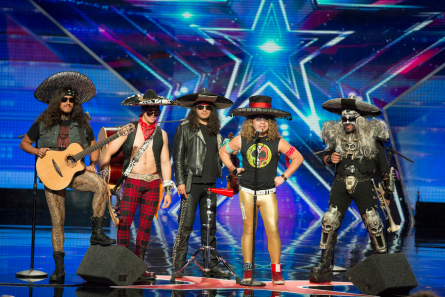 America's Got Talent, Metalachi