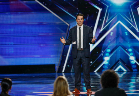 America's Got Talent, Oz Pearlman