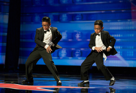 AGT, The Gentlemen