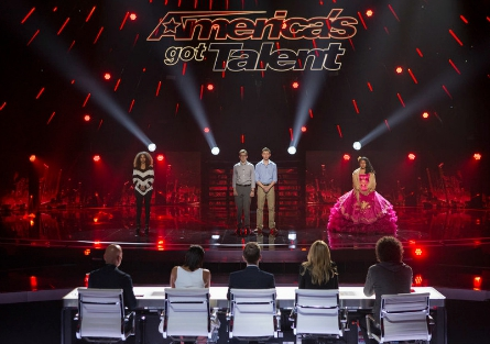 America's Got Talent Judge Cuts week 1
