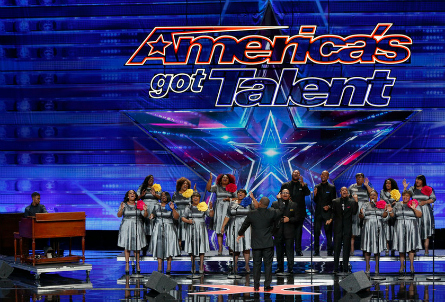 AGT season 10, Selected of God Choir