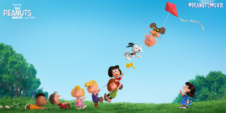 The Peanuts Movie characters