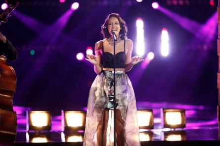The Voice playoffs week 3 Amy Vachal