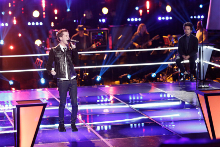The Voice Knockouts, Evan McKeel, Tim Atals