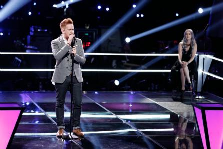 The Voice, Jeffery Austin, Kota Wade