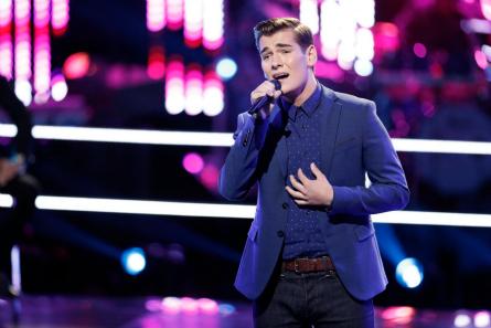 The Voice Team Blake Zach Seabaugh