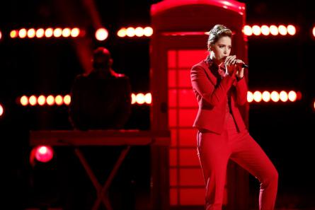 The Voice Top 10 Korin Bukowski