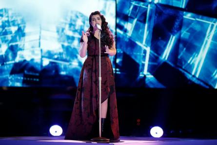 The Voice Top 10 Madi Davis