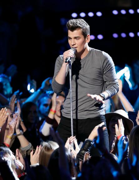 The Voice Top 10 Zach Seabaugh