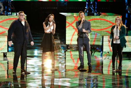 The Voice Playoffs week 3 Team Adam