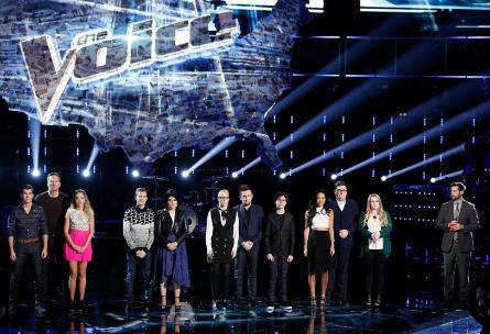 The Voice Playoffs week 3 Top 11