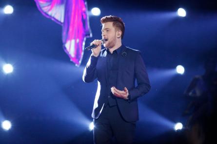 The Voice season 9 finale Top 4 Jeffery Austin