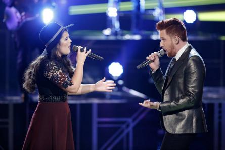 The Voice season 9 finale Jeffery Austin, Madi Davis