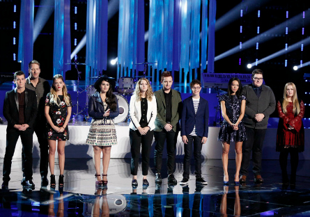 The Voice season 9 playoffs top 10 results