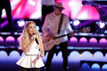 The Voice season 9 semi finals Emily Ann Roberts