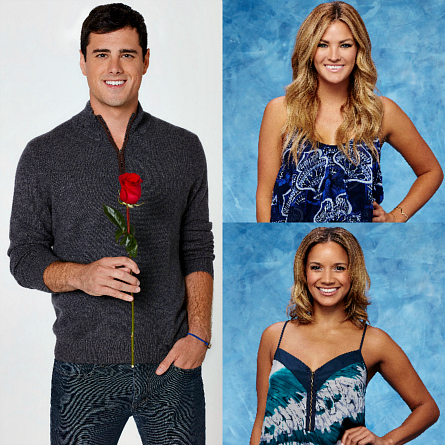 The Bachelor, Ben, Becca, Amber