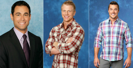 The Bachelor, Jason Mesnick, Sean Lowe, Chris Soules