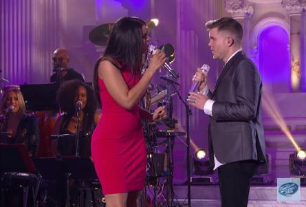 american idol-duets-week 2-trent-harmon-445