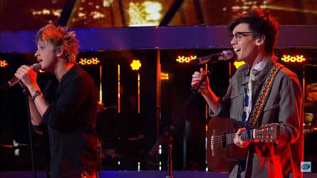 American Idol season 15, Dalton Rapattoni, MacKenzie Bourg