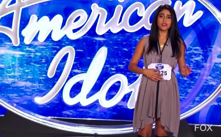 American Idol season 15 auditions, Sonika Vaid